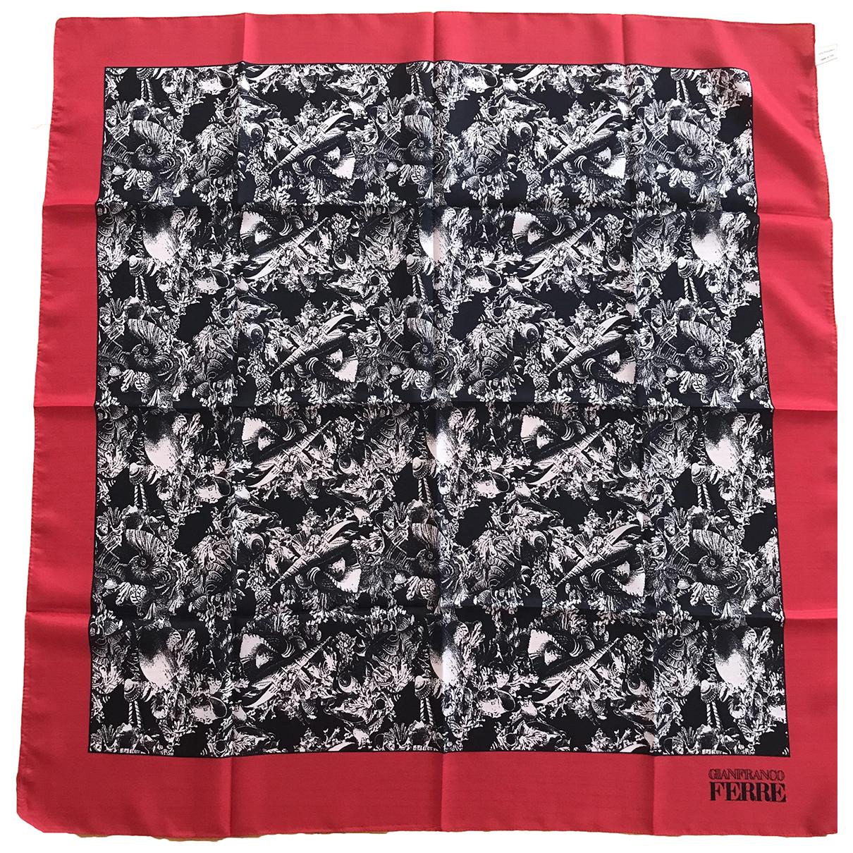 Gianfranco Ferré N Red scarf for Women N