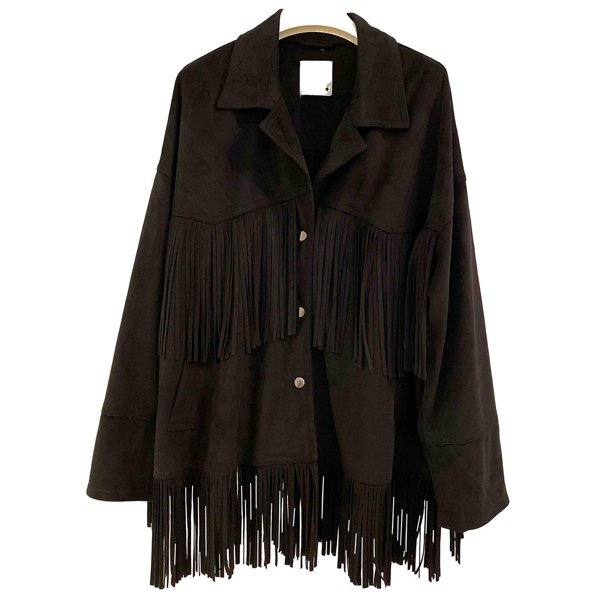 Zara N Black jacket for Women M International
