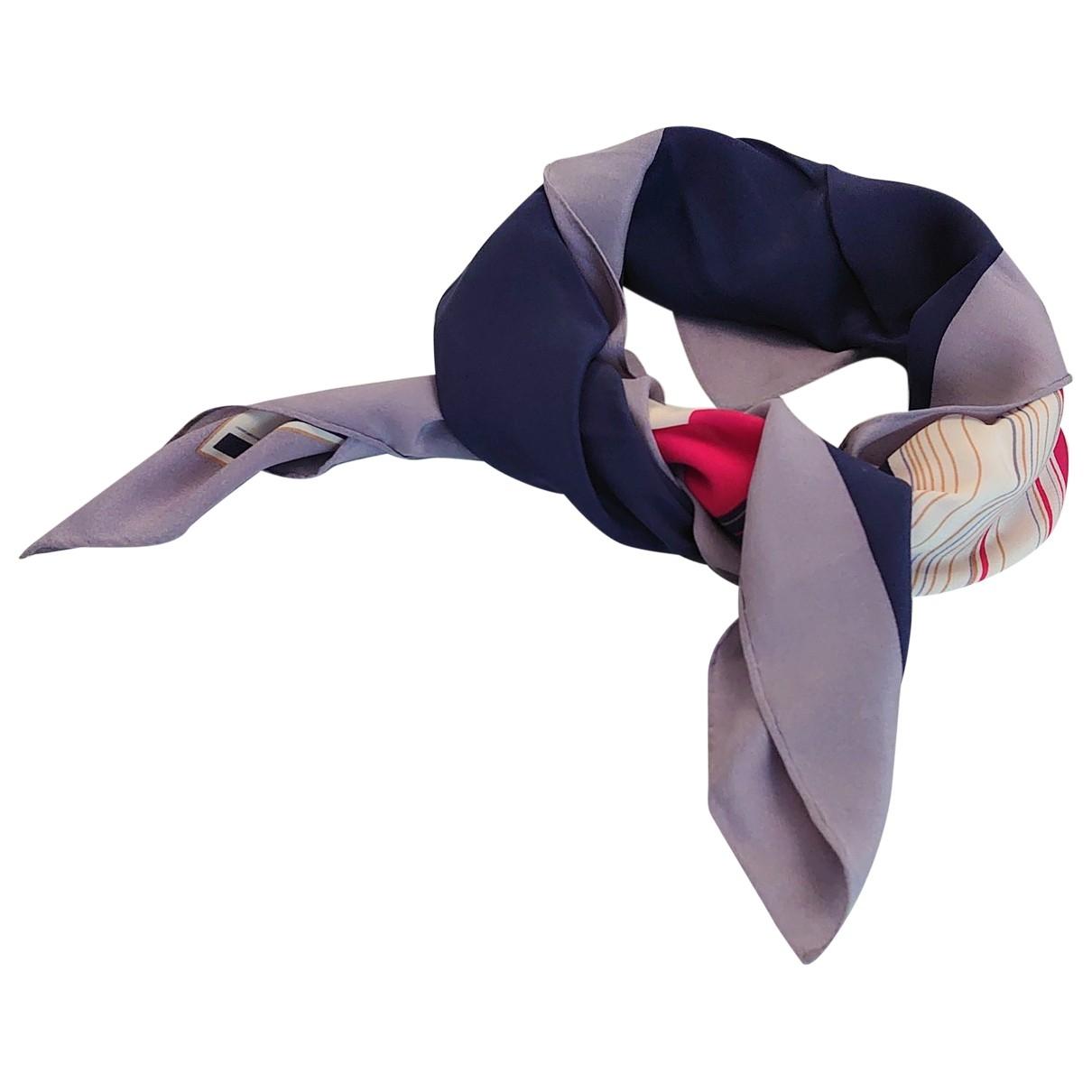 Dior \N Schal in  Bunt Seide