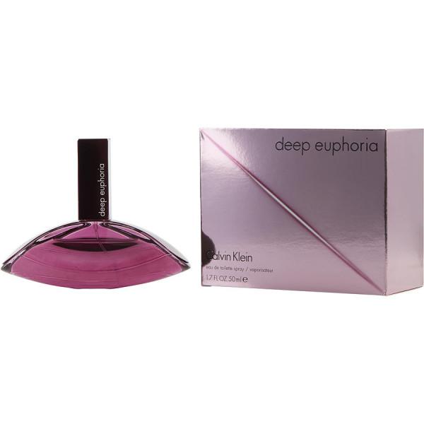 Calvin Klein - Deep Euphoria : Eau de Toilette Spray 1.7 Oz / 50 ml