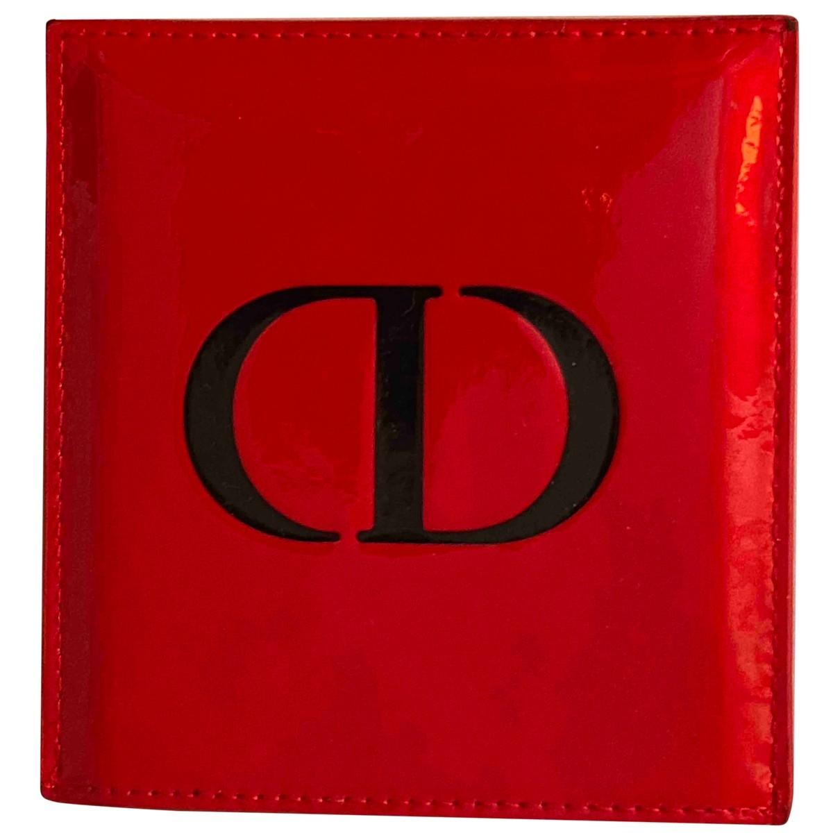 Dior - Objets & Deco   pour lifestyle - rouge