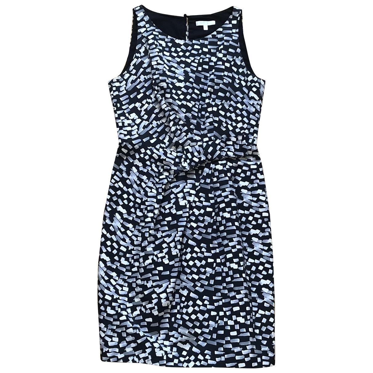 Paule Ka \N Black Cotton dress for Women 36 FR