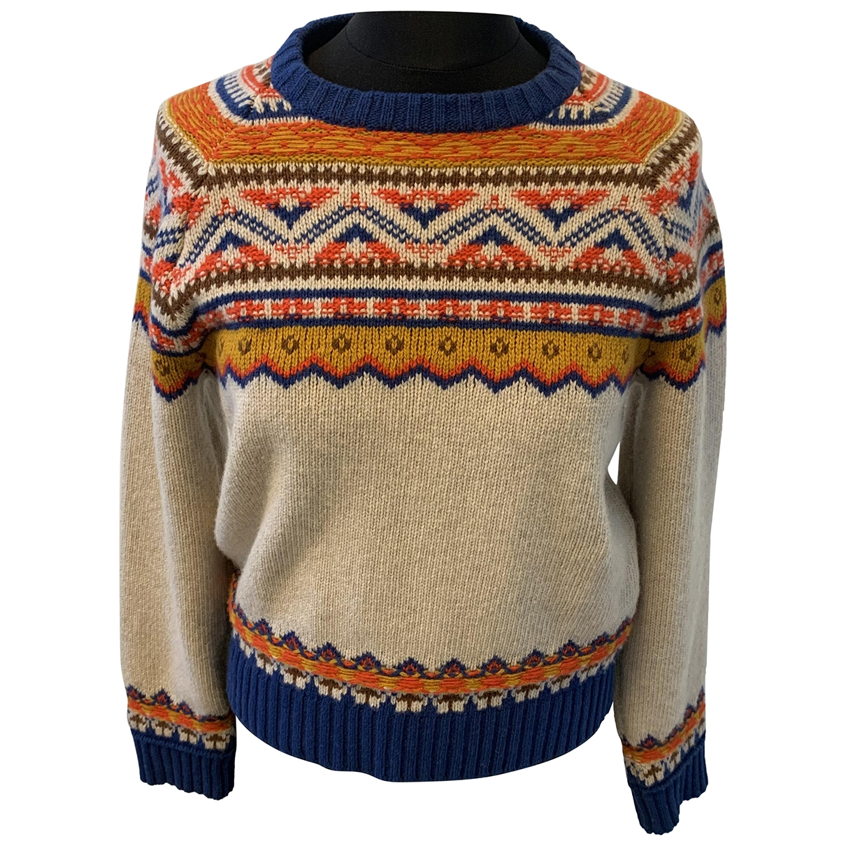 Golden Goose \N Pullover in  Bunt Wolle