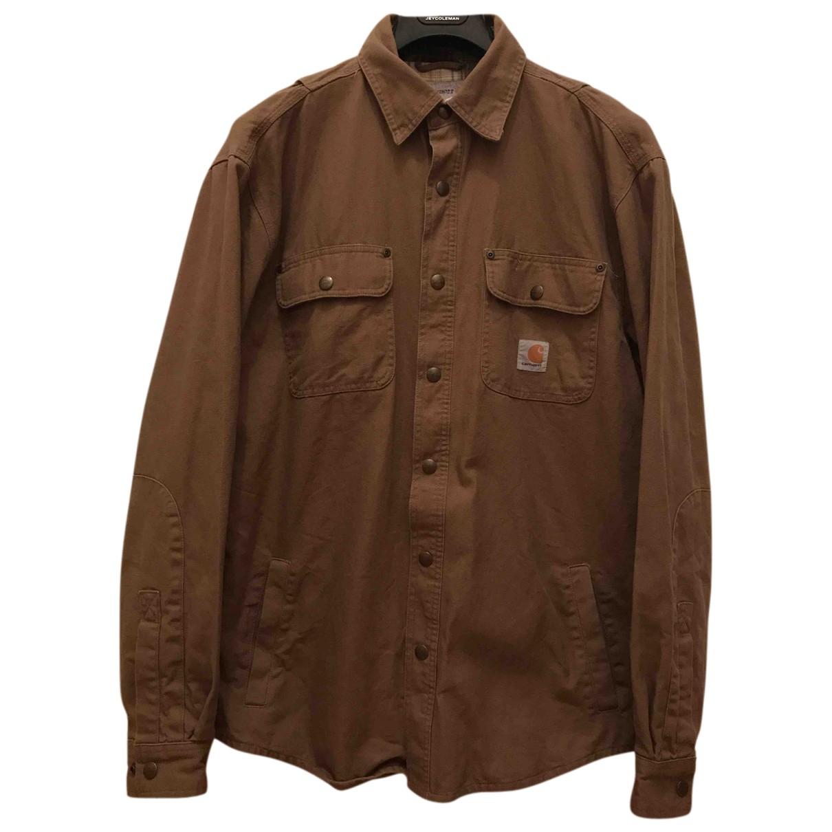 Carhartt N Beige Denim - Jeans jacket  for Men M International