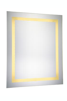 MRE-6013 LED Electric Mirror Rectangle W24H30 Dimmable