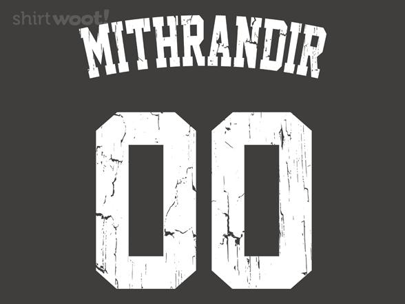 Team Mithrandir T Shirt