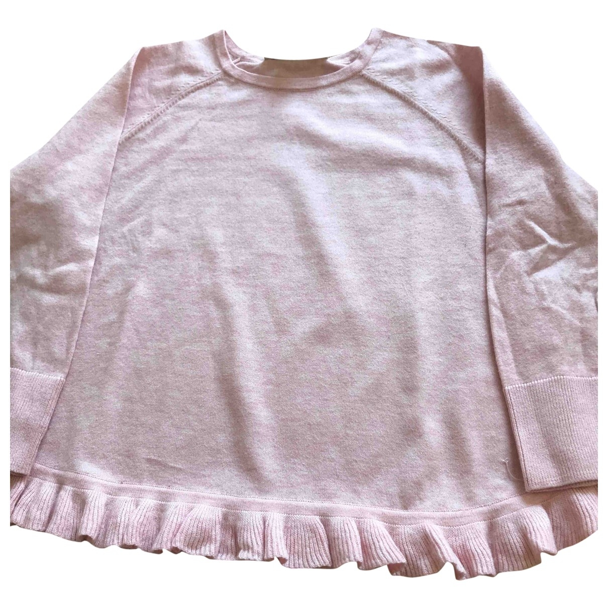 Massimo Dutti \N Pink Cotton Knitwear for Kids 4 years - up to 102cm FR