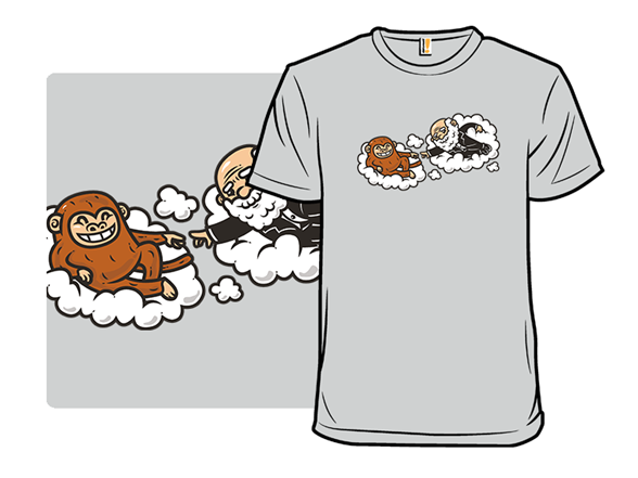 The Creation Of A Theory T Shirt