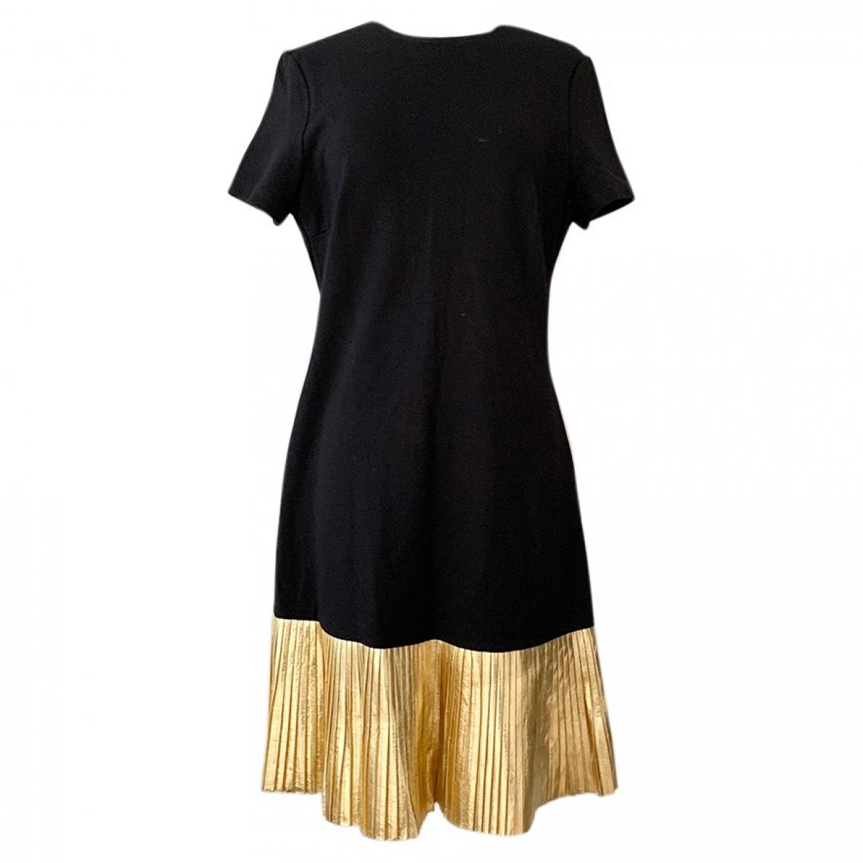 Markus Lupfer \N Kleid in  Schwarz Viskose
