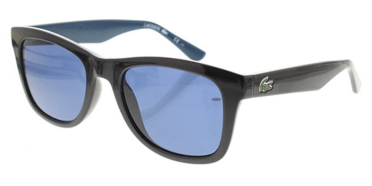 Lacoste L789S 001 Men's Sunglasses Black Size 53
