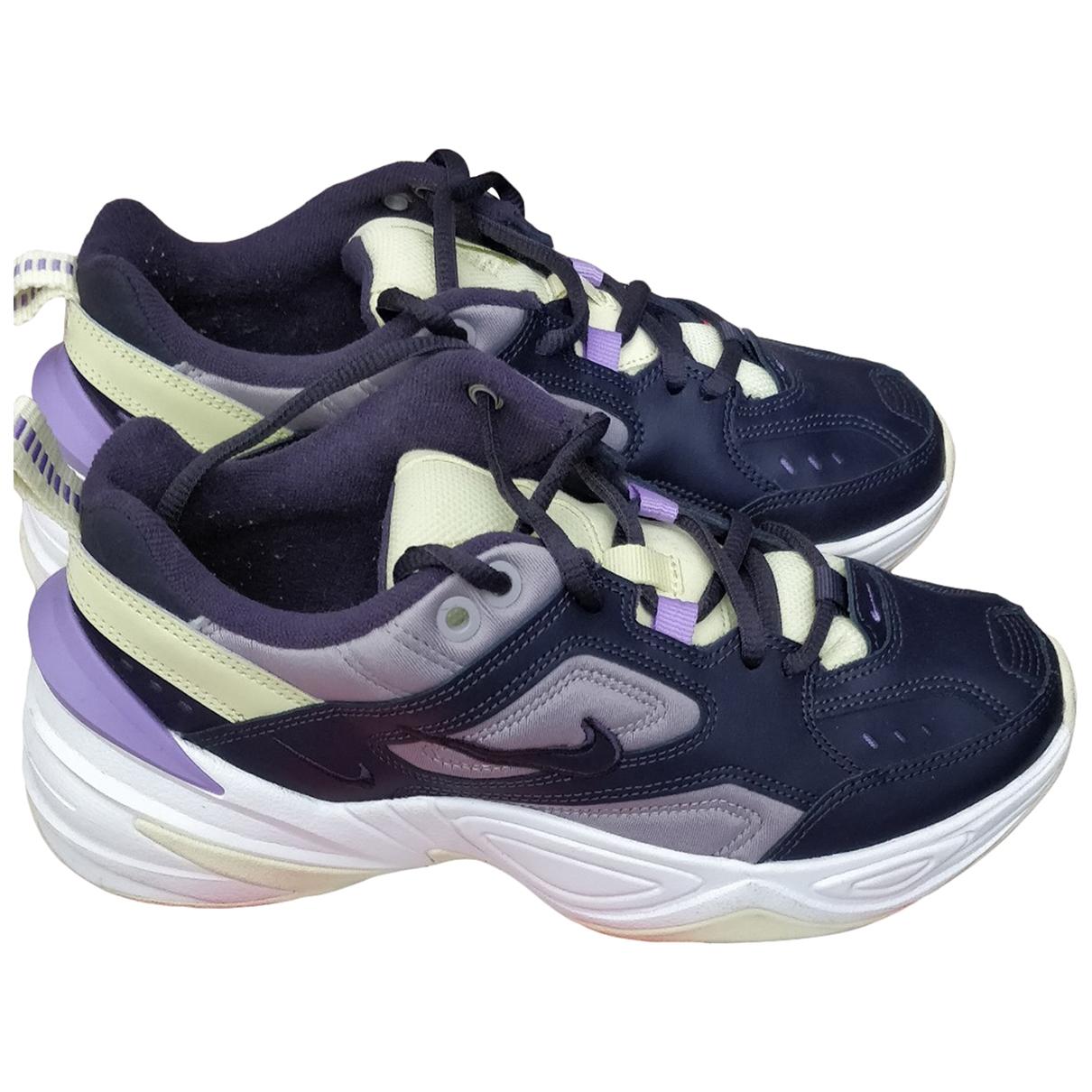 Nike - Baskets M2K Tekno pour femme - anthracite