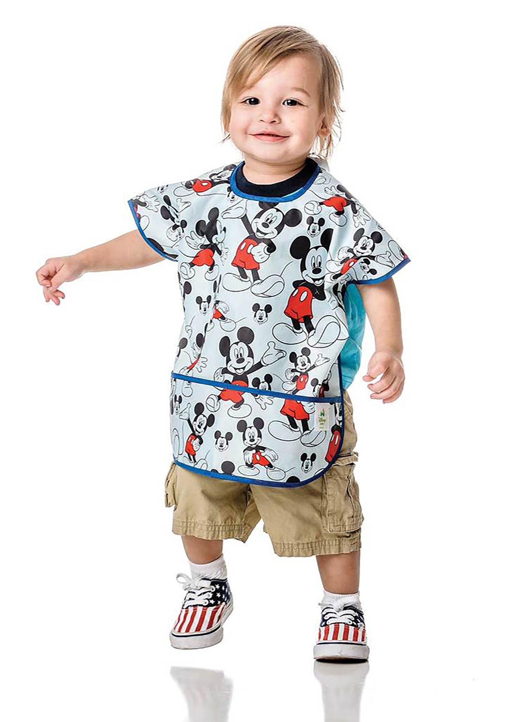 Disney Mickey Mouse Classic Juniors Bib (1-3 years)