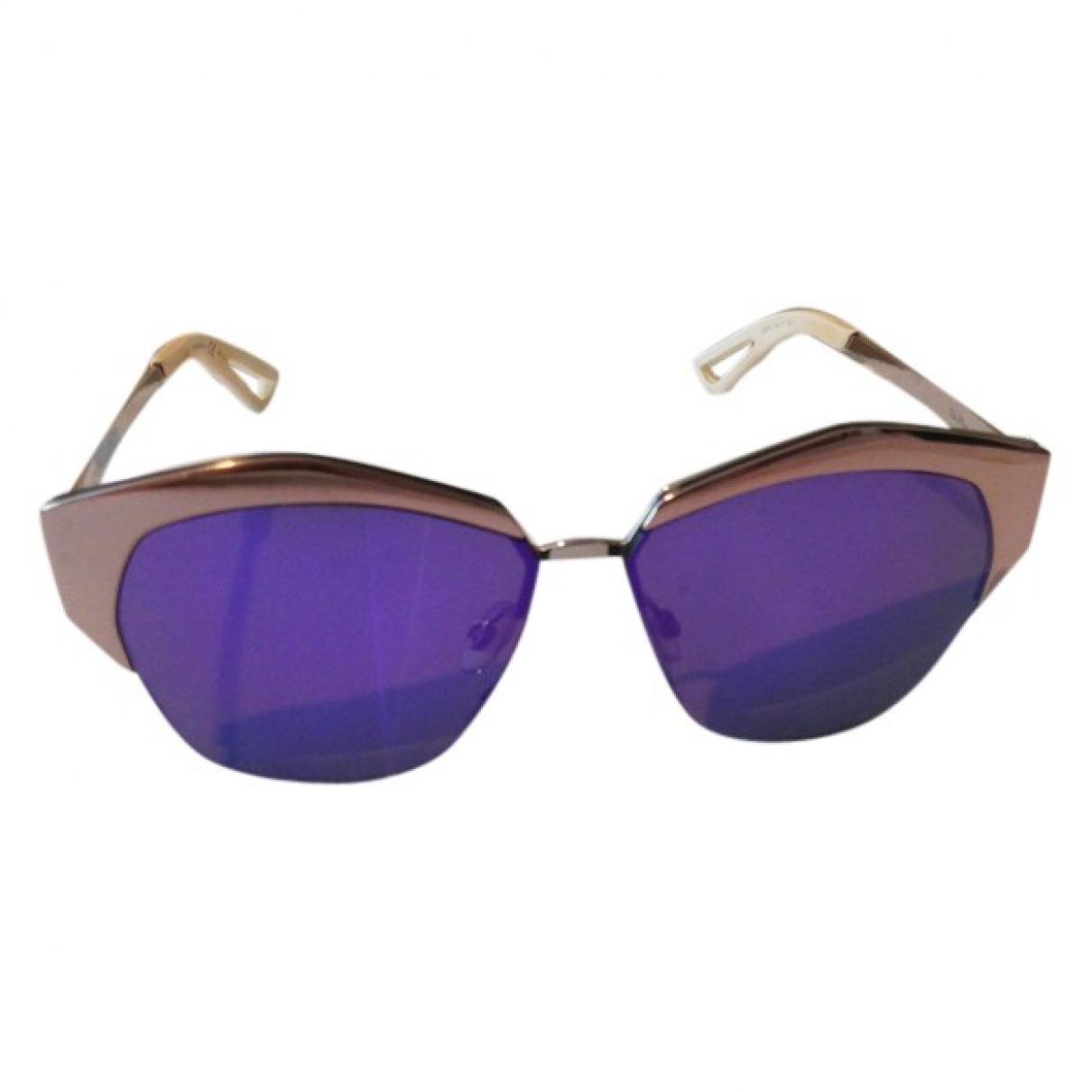 Dior \N Multicolour Metal Sunglasses for Women \N