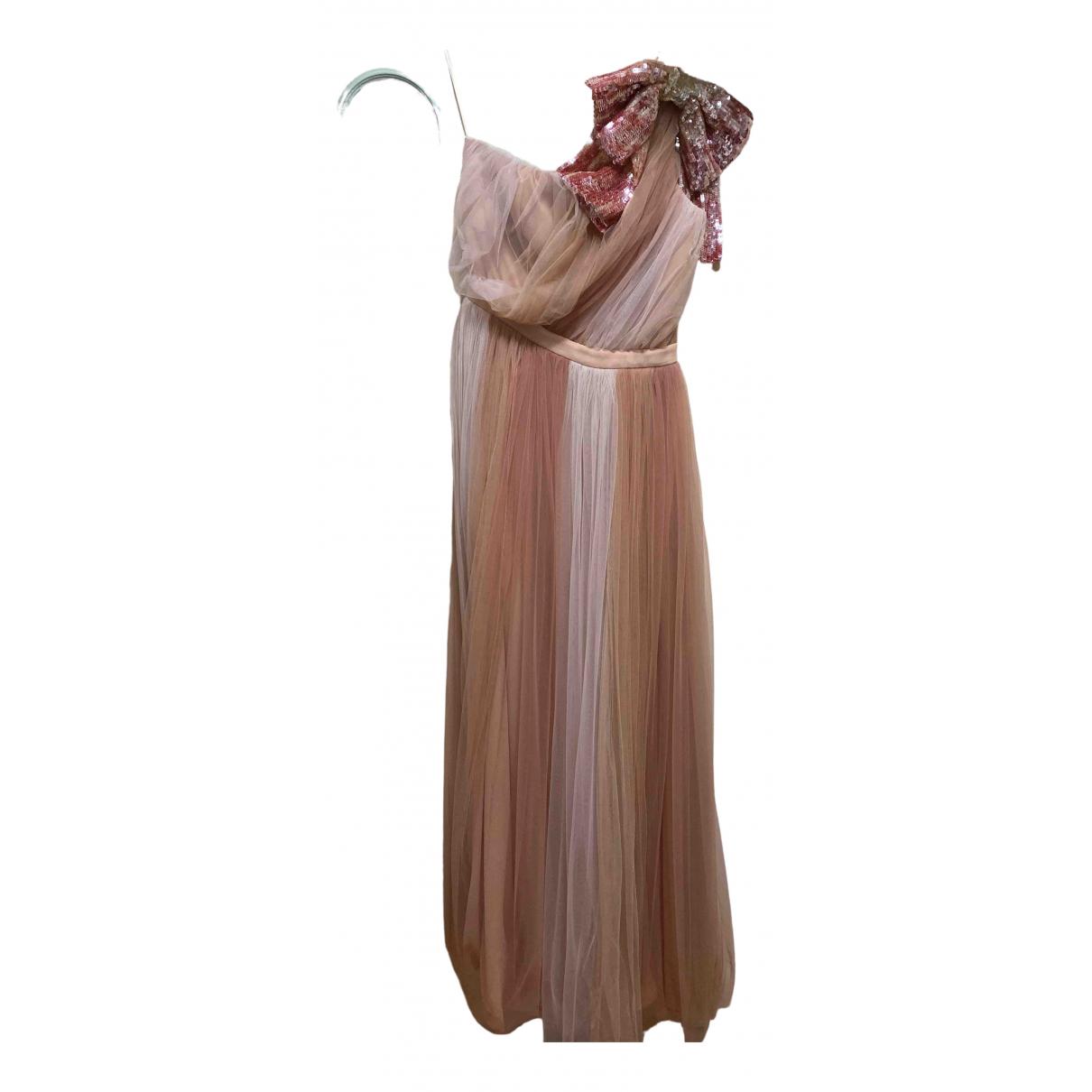 Maxi vestido Elisabetta Franchi