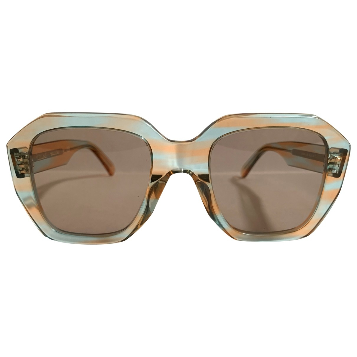 Celine \N Sonnenbrillen in  Bunt Kunststoff