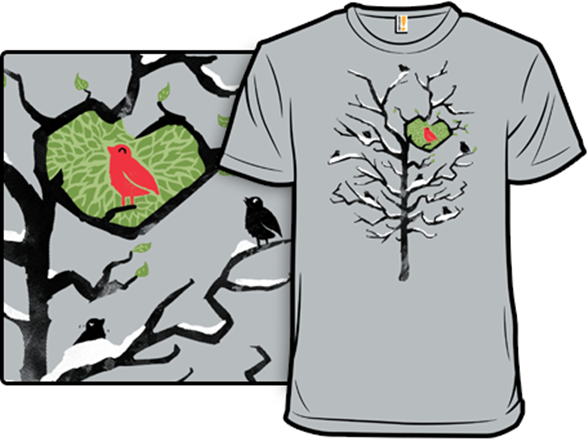 Spring To Life T Shirt