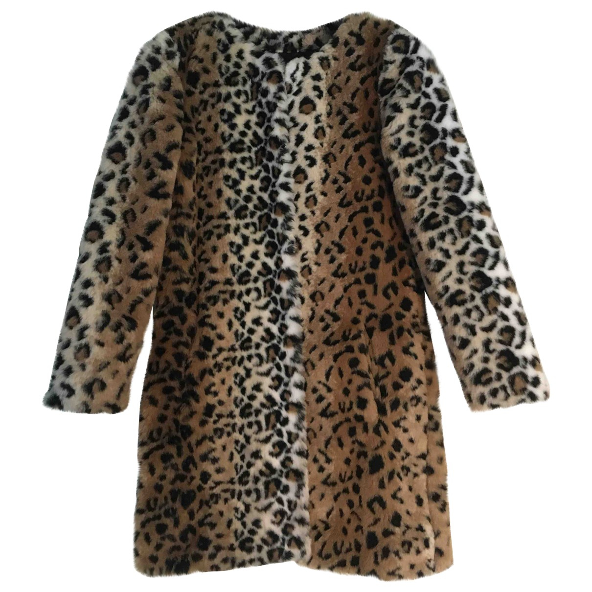 Zara \N Maentel in Polyester