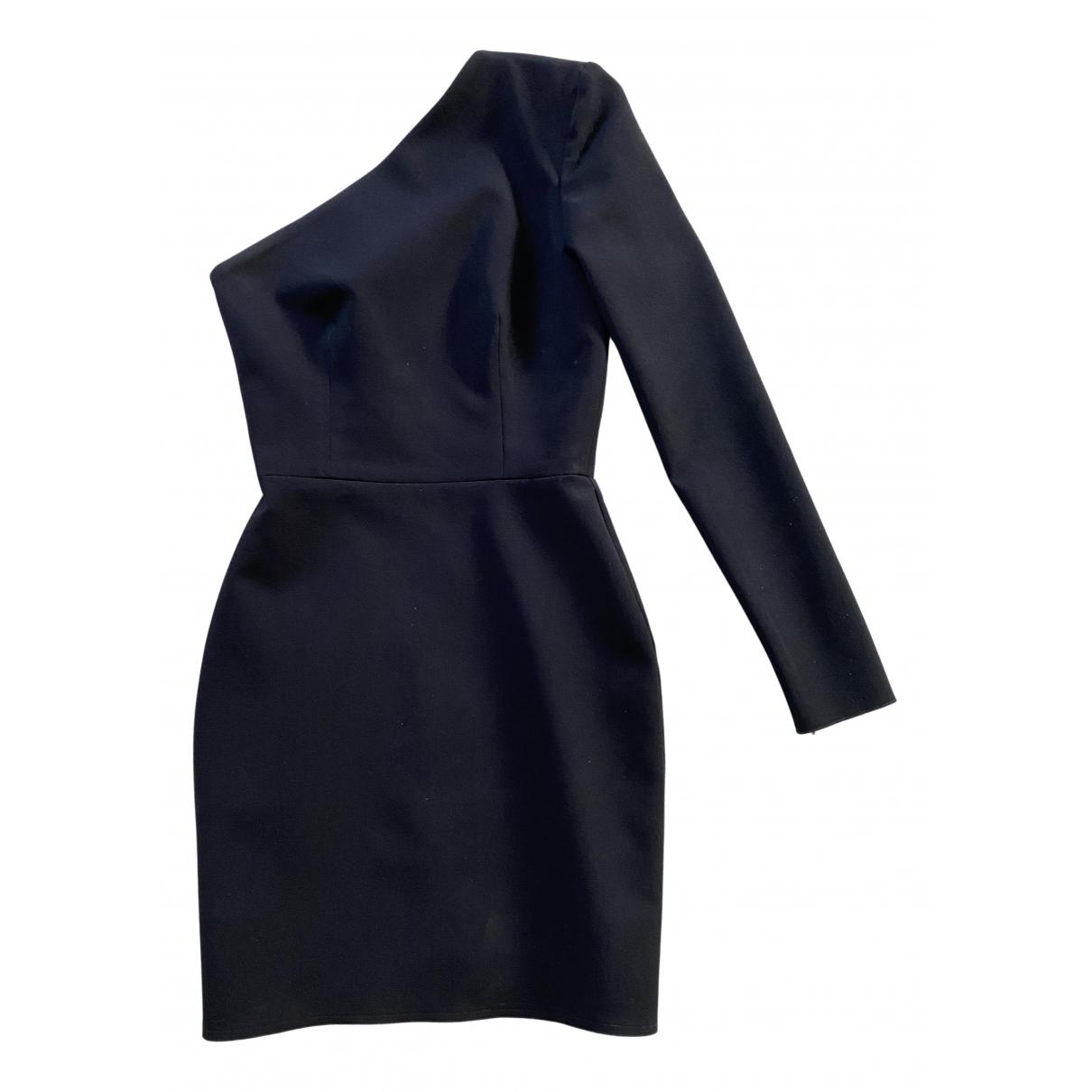Alex Perry \N Kleid in  Schwarz Polyester