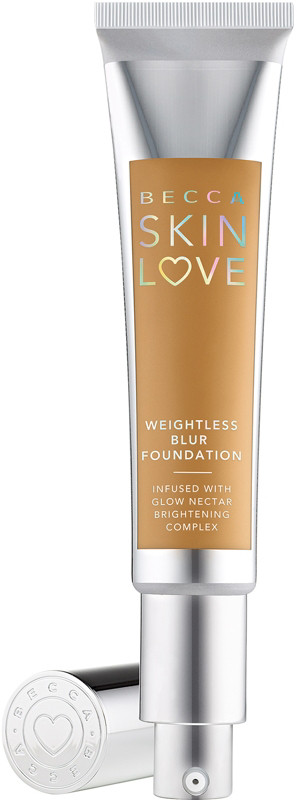 Skin Love Weightless Blur Foundation - Bamboo (golden beige w/ yellow undertones)
