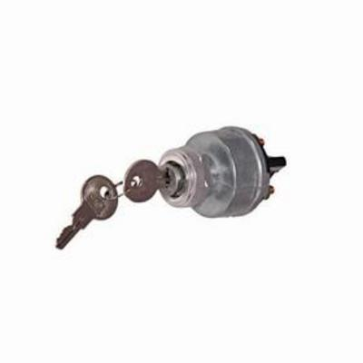Crown Automotive Ignition Lock Cylinder with Key (Non-Polished) - J0924918