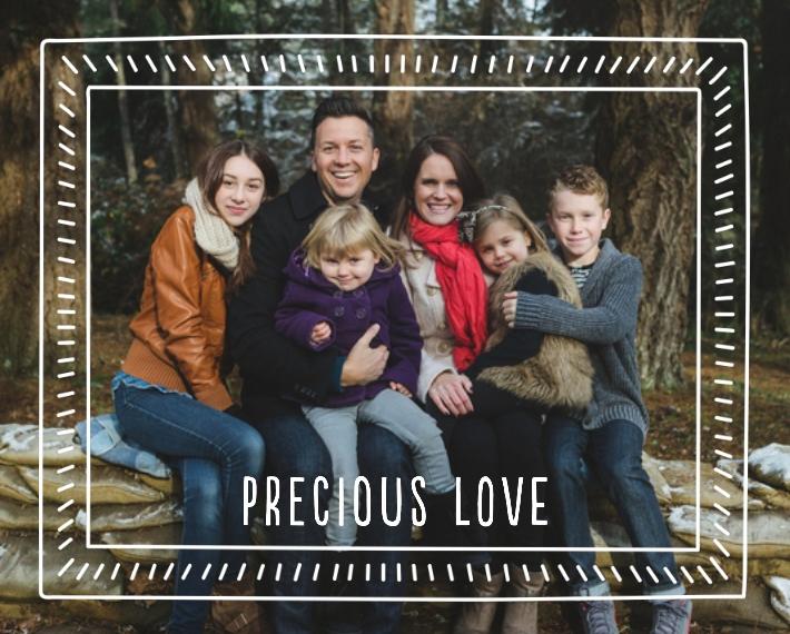 Love 16x20 Wood Panel, Home Décor -Precious Love