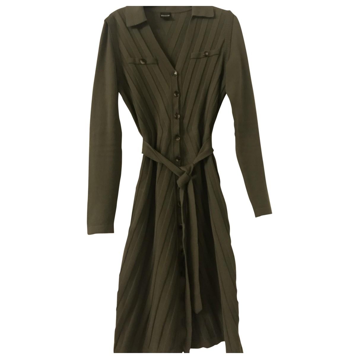 Wolford \N Khaki Wool dress for Women XS International