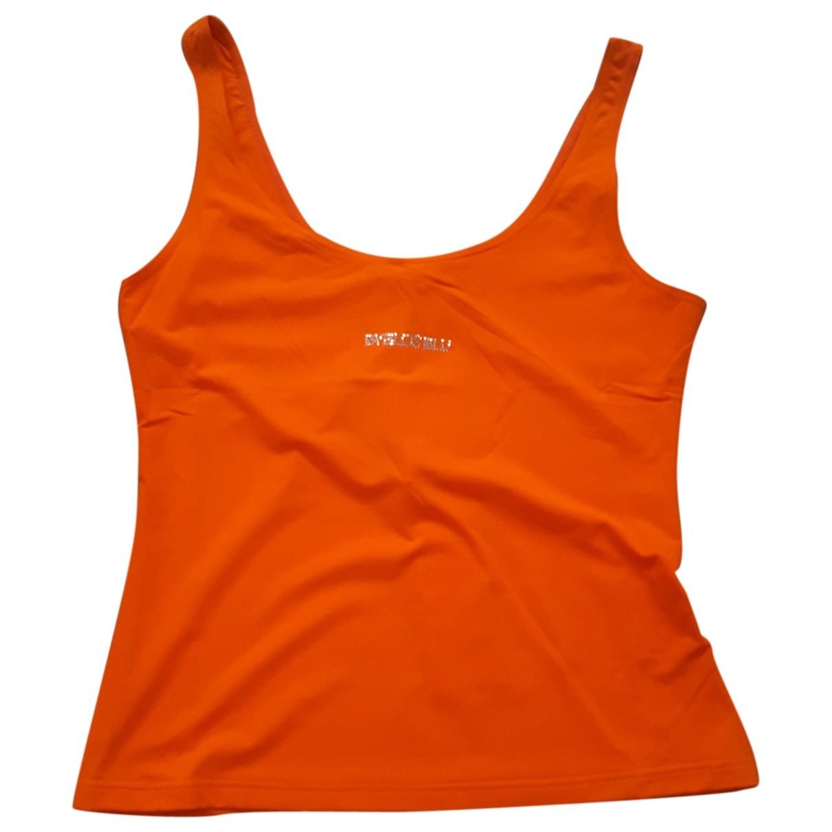 Byblos \N Orange  top for Women 44 IT