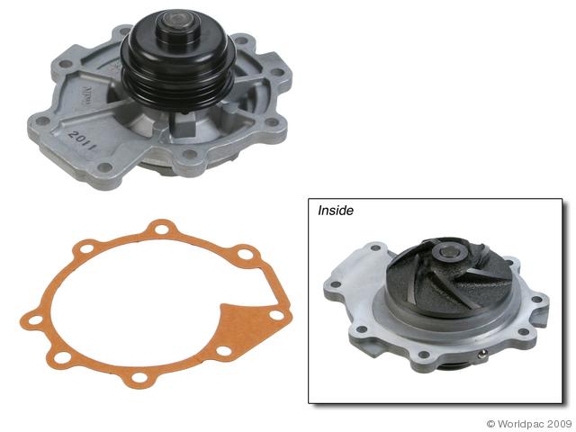NPW W0133-1601956 Engine Water Pump