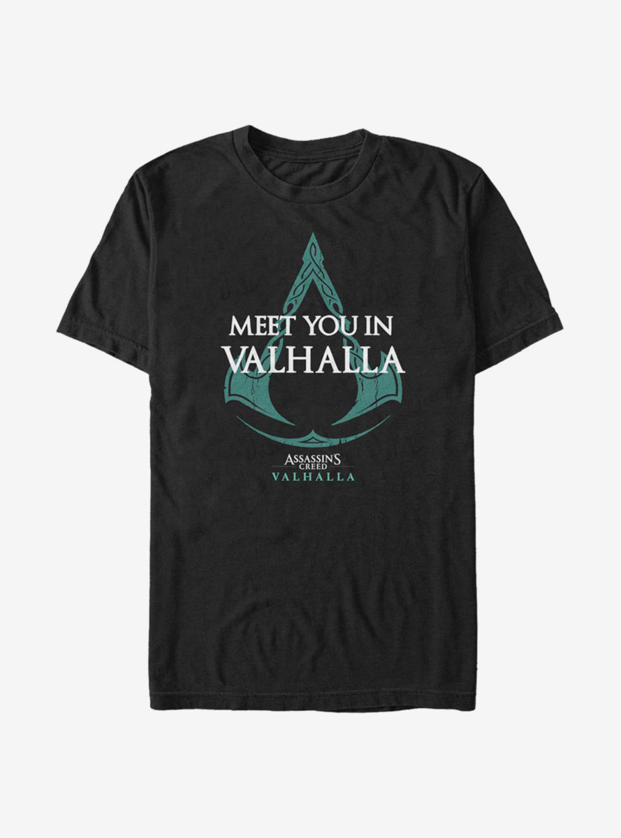 Assassin's Creed Valhalla Like A Viking T-Shirt