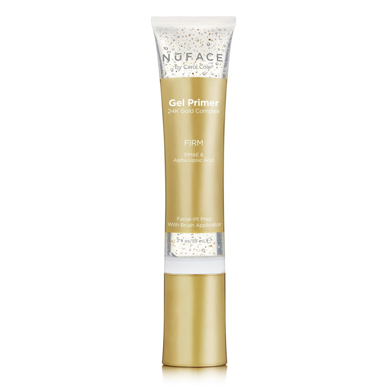NuFACE Gel Primer 24K Gold Complex - BRIGHTEN (2 fl oz / 59 ml)