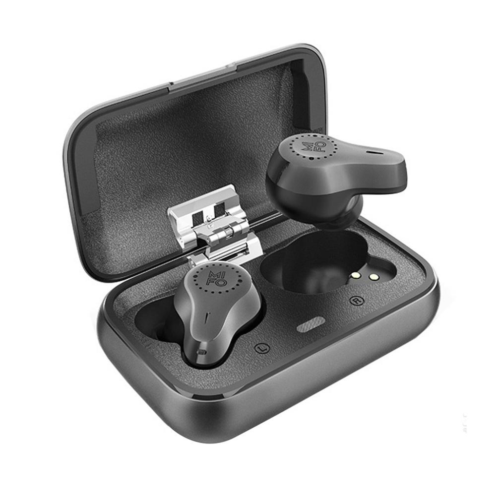 Mifo O7 Bluetooth 5.0 TWS Qualcomm QCC3020 Earphones Black