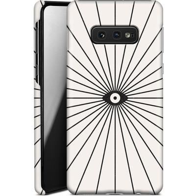 Samsung Galaxy S10e Smartphone Huelle - Big Brother von Florent Bodart