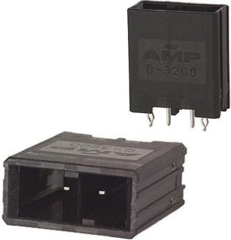 TE Connectivity , Dynamic 3000, 5 Way, 1 Row, Straight PCB Header (5)
