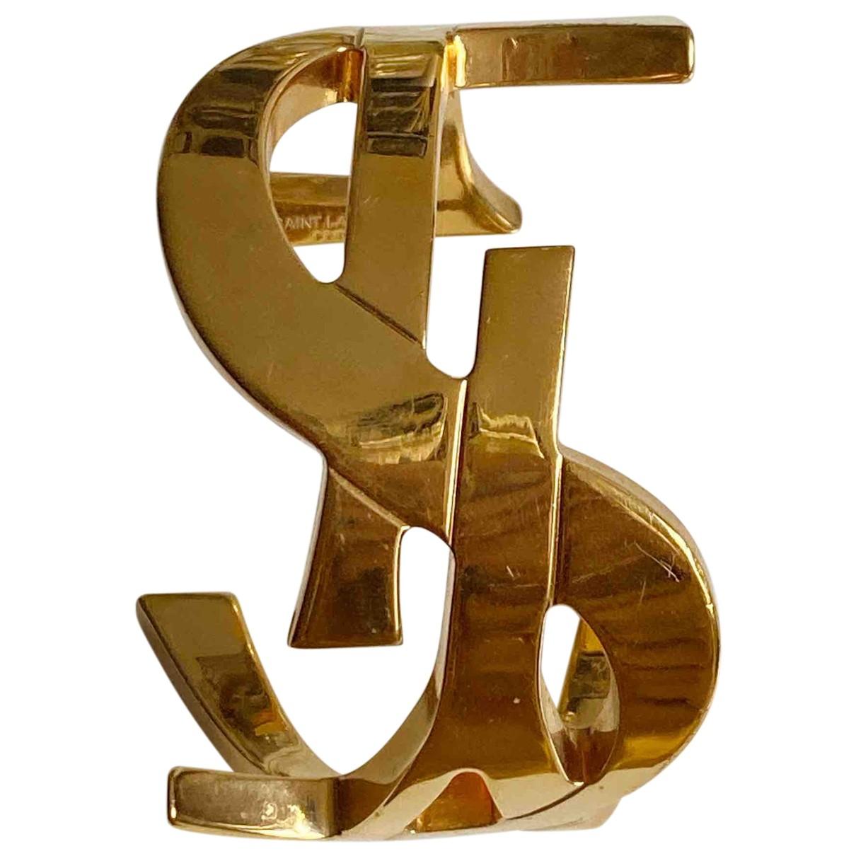 Pulsera Monogramme Saint Laurent