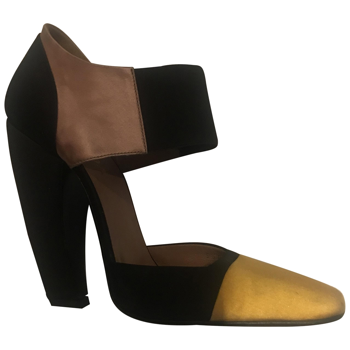 Prada \N Cloth Heels for Women 38 EU