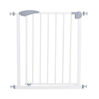 Barrière d'escalier à fermeture automatique, Blanche - LIVINGbasics™