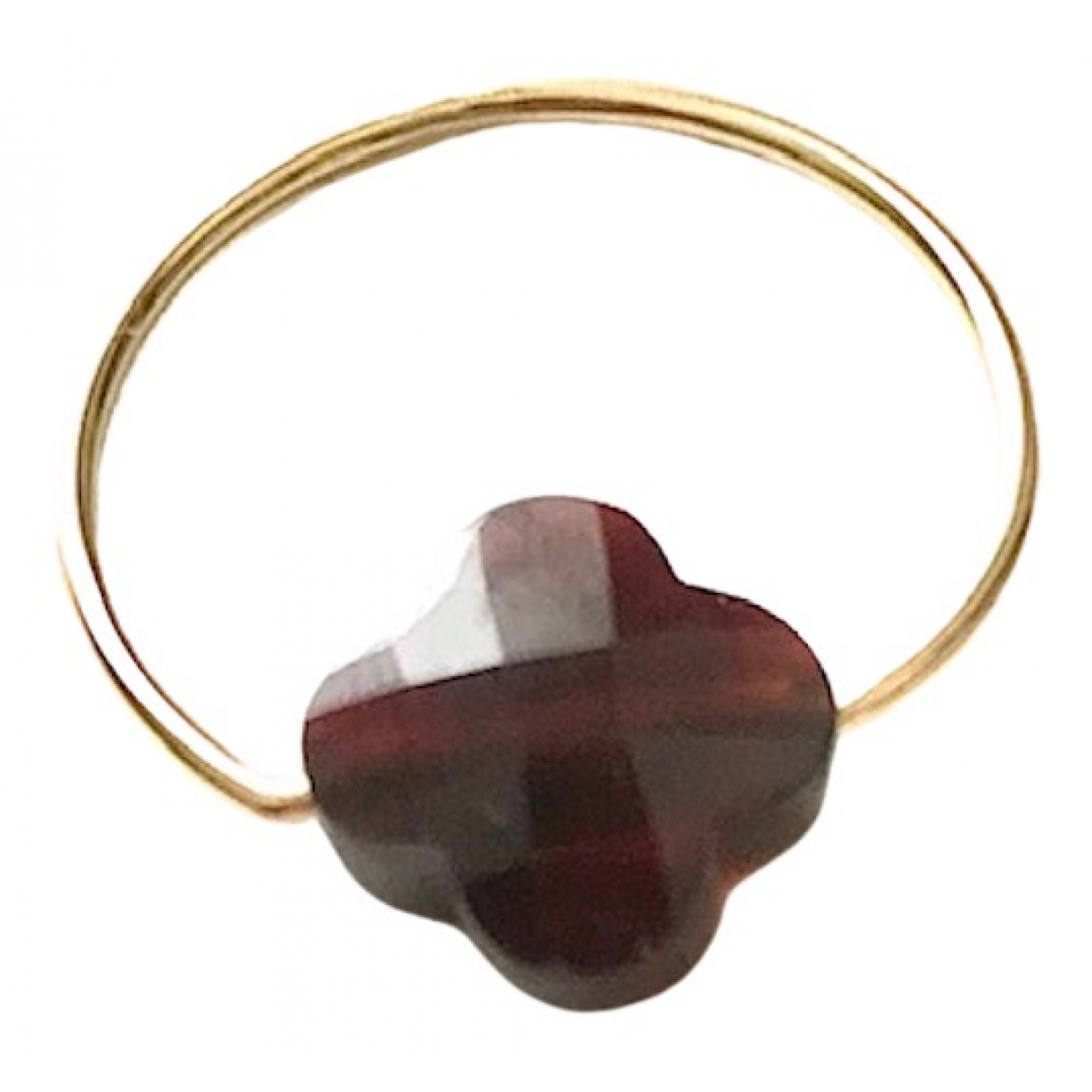 Morganne Bello Friandise Red Yellow gold ring for Women 51 MM