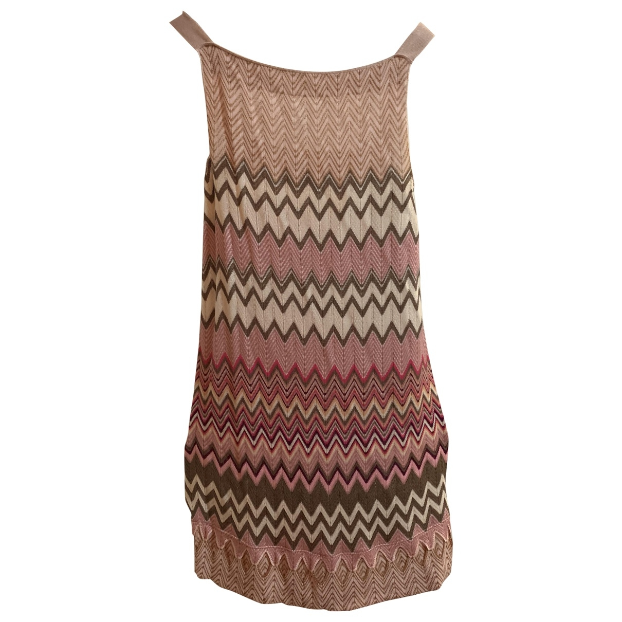 Missoni \N Kleid in  Bunt Synthetik