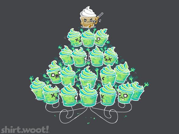 The Last Cupcake T Shirt