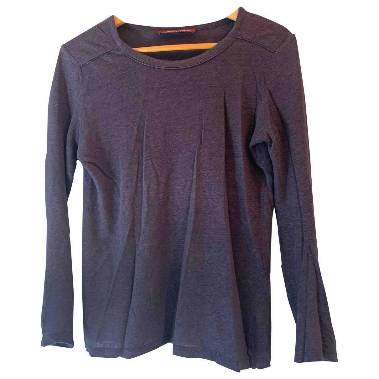 Comptoir Des Cotonniers \N Blue Linen Knitwear for Women M International