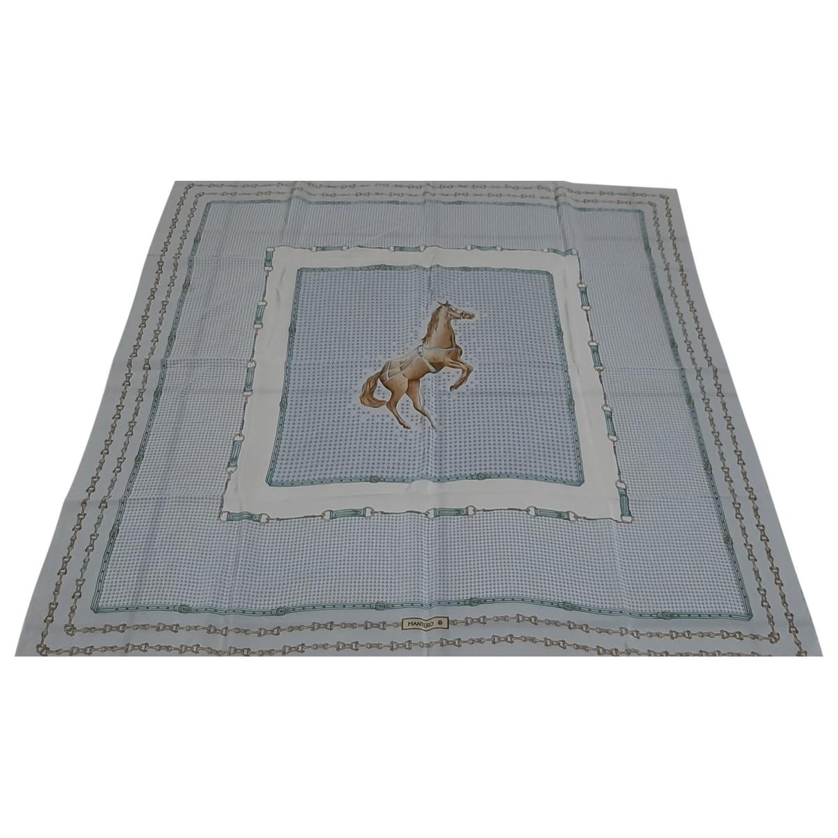 Mantero Viii - Foulard   pour femme en soie