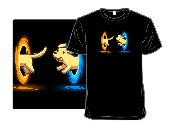 Infinite Tail Chasing T Shirt
