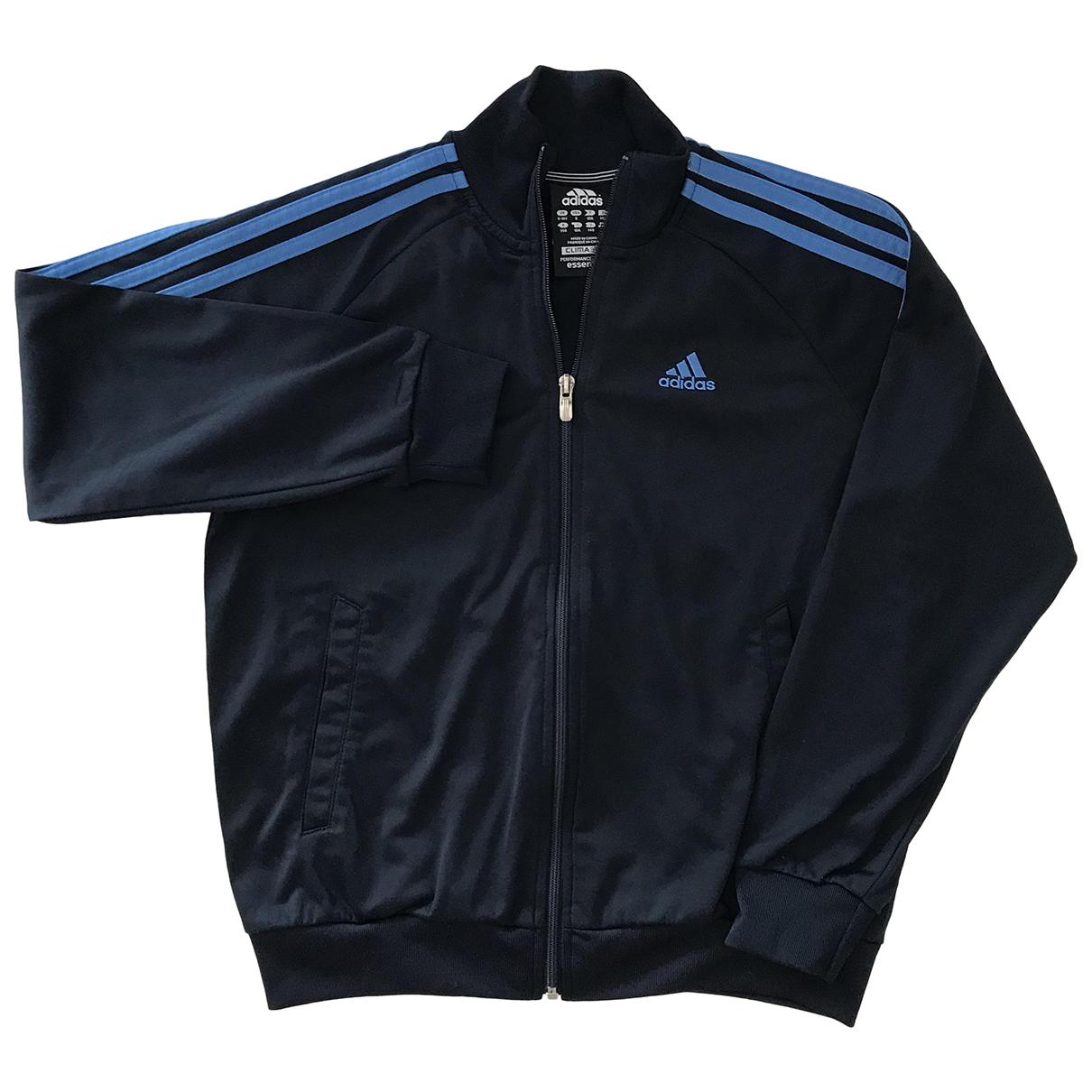 Adidas - Blousons.Manteaux   pour enfant - bleu