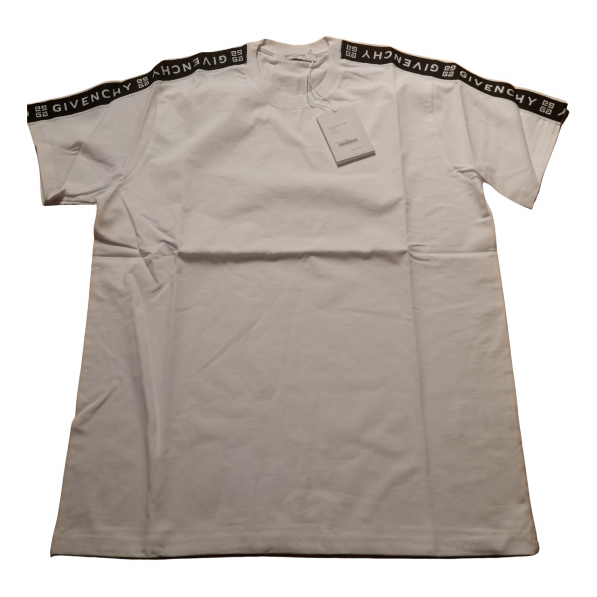 Givenchy \N White Cotton T-shirts for Men M International