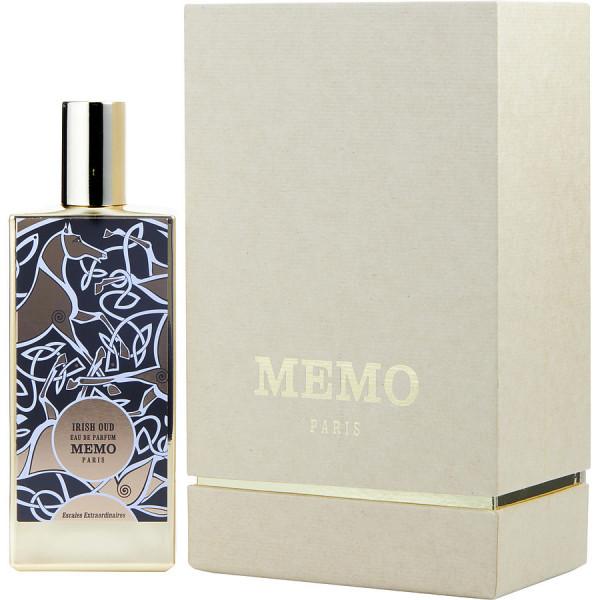 Irish Oud - Memo Paris Eau de parfum 75 ml