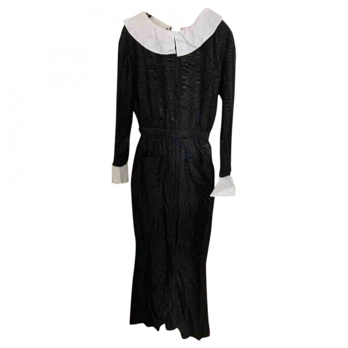 Chanel - Robe   pour femme - noir