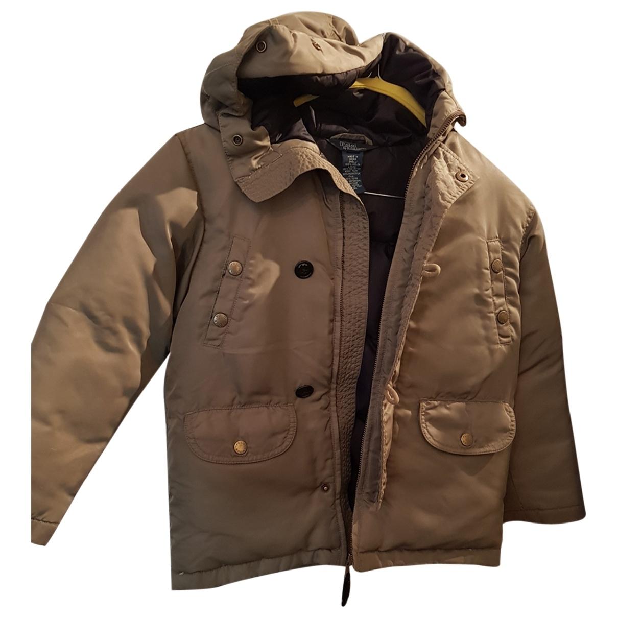Polo Ralph Lauren \N Khaki Polyamide jacket & coat for Kids 7 years