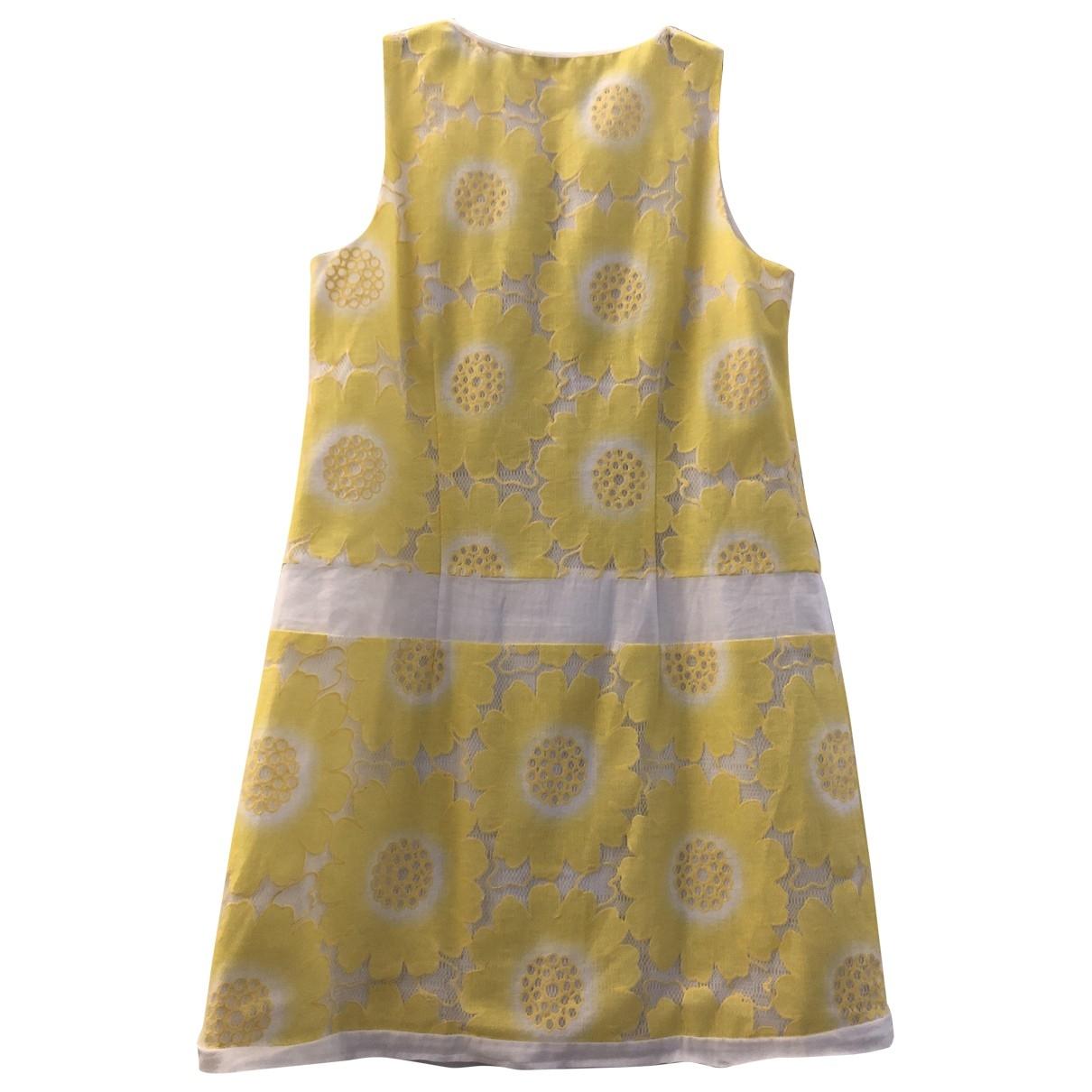 Patrizia Pepe \N Kleid in Baumwolle