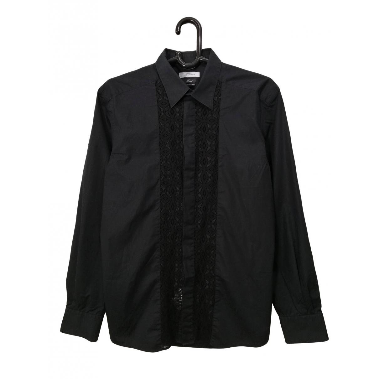 Versace \N Black Shirts for Men L International
