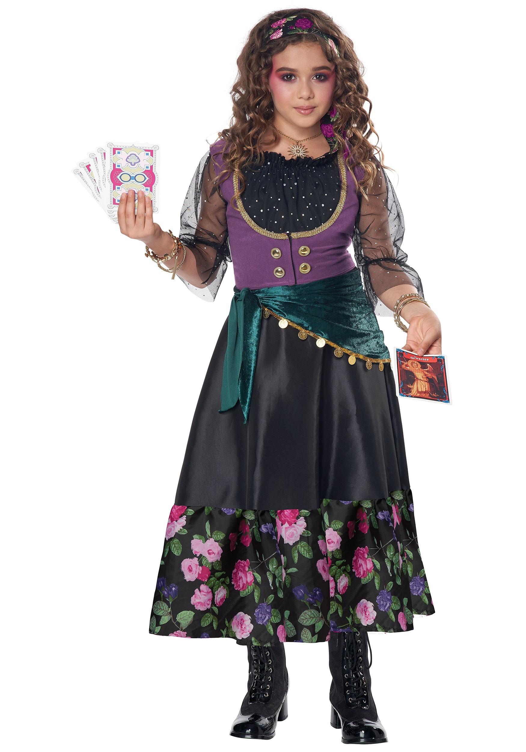 Teller of Fortunes Costume for Girls